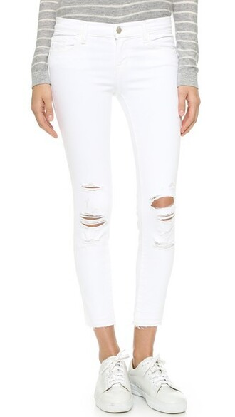 jeans skinny jeans cropped