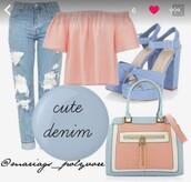 blouse,pink,pink blouse,pink blousr,nude,rose,zara,zara top,shoes,blue,orange shoes blue shoess,cobolt blue shoes,heels,high heels,strappy heels,sandal heels,cute high heels,peep toe heels,platform heels,white and blue heels,suede blue heels,blue heels,tiffany blue heels,light blue,baby blue,baby blue heels,pants,jeans,ripped jeans,blue jeans,boyfriend jeans,cropped jeans