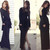JULLIANNE YOON - BLACK MAXI DRESS | LOOKBOOK