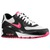 Nike Air Max 90 2007 - Girls' Grade School - Running - Shoes - Pure Platinum/Black/Anthracite/Dynamic Pink