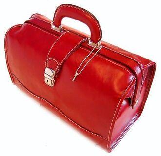 bag red red bag doctor bag red doctor bag red leather bag business bag red business bag