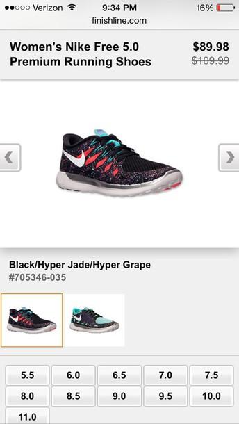 shoes women's nike 5.0 running shoes