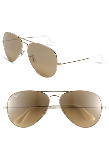 Ray-Ban 'Large Original Aviator' 62mm Sunglasses | Nordstrom