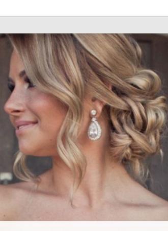 jewels earrings silver clip on