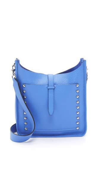 Rebecca Minkoff Unlined Feed Bag - Denim Blue