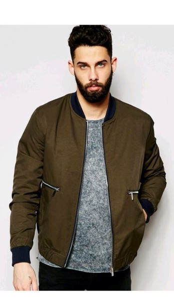 Asos Green Jacket Available For 85 At Asos Us Wheretoget