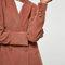 Veste à boutons contrastants - femme | mango france