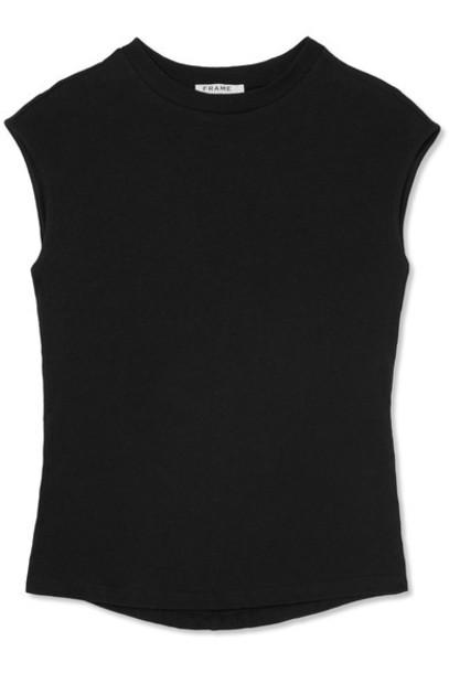 FRAME top cotton black