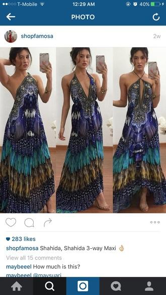 dress cute patterned dress colorful multi way dresses
