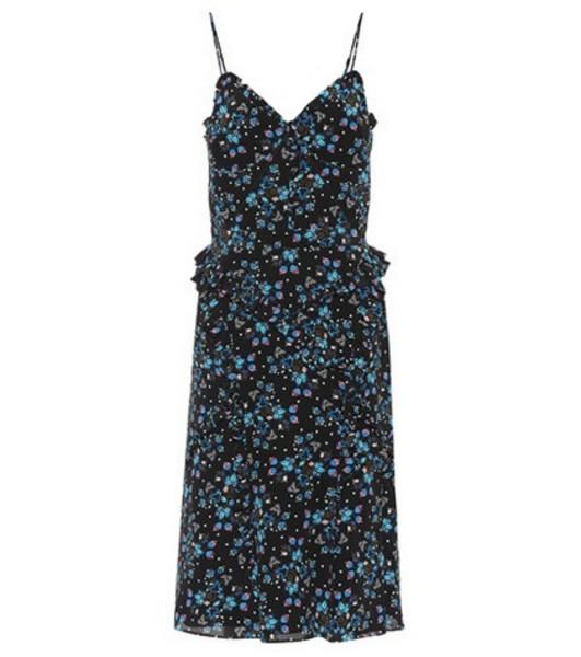 Altuzarra Floral-printed silk dress