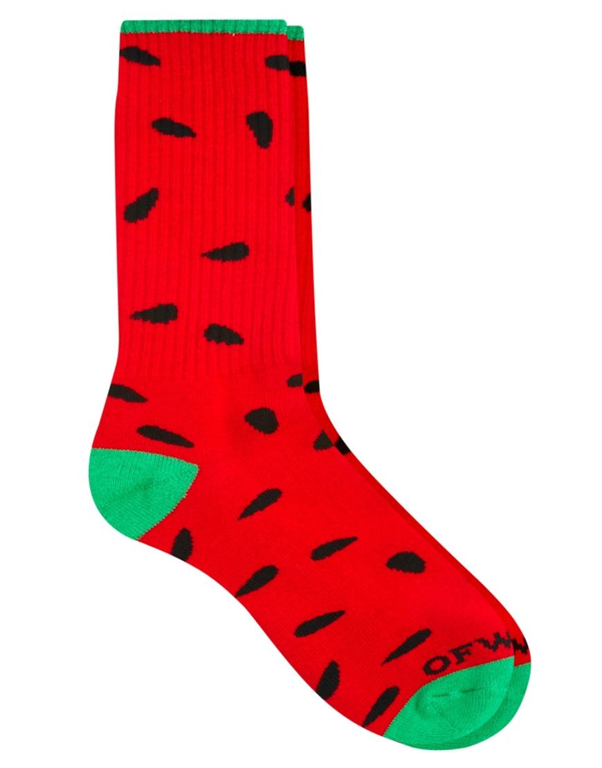 Odd Future Watermelon Socks at asos.com