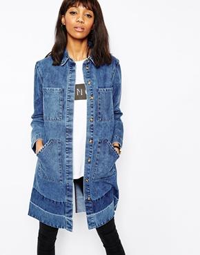 prix compétitif 2ab20 8ef91 Manteaux et vestes femme | Vestes en jean, manteaux d'hiver et blazers |  ASOS