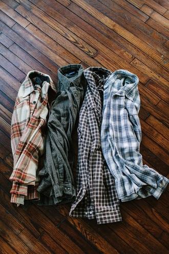 flannel flannel shirt shirt blouse vintage plaid plaid shirt vintage shirt