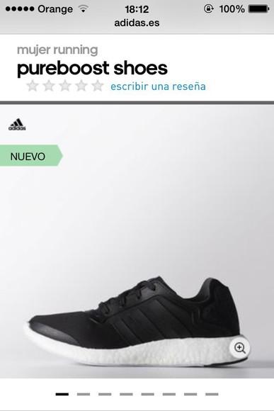 adidas sportswear pureboost
