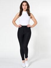pants,american apparel,riding pants,leggings,high waisted pants