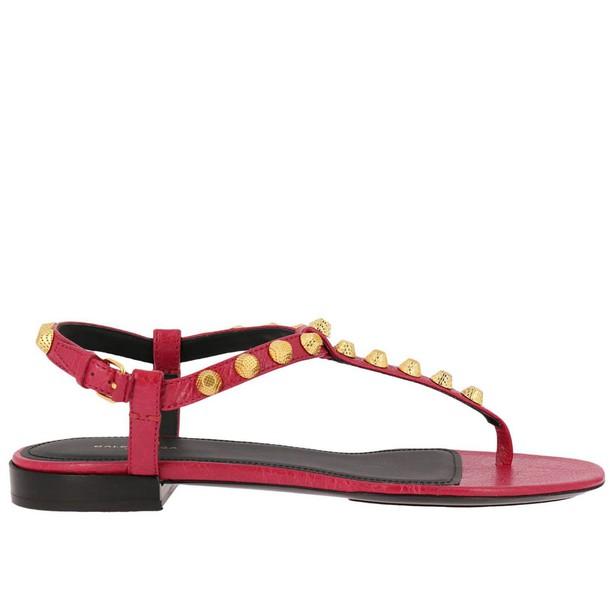 women shoes strawberry