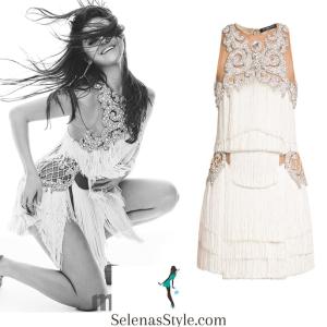 UPDATED: Selena Gomez Glitters in Marie Claire June 2016