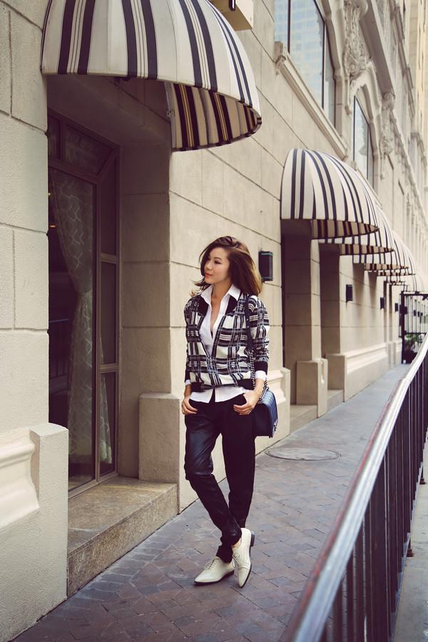 tsangtastic blogger jacket