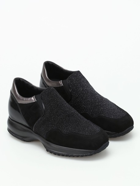 sneakers black shoes