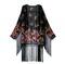The concrete rose kimono