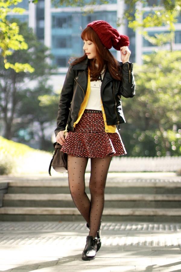 mochaccinoland jacket skirt t-shirt sweater hat belt jewels