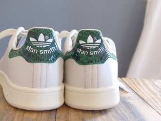 shoes stan smith python limitededition