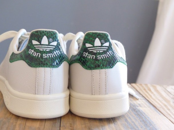 shoes stan smith python limitededition