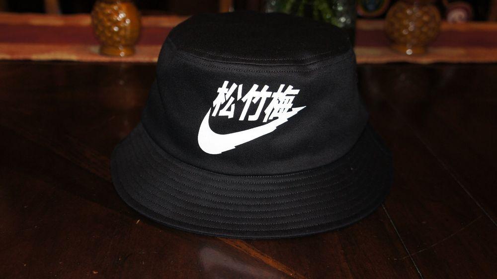 VERY Rare Nike Air Bucket Hat KYC Vintage HBA Supreme Pyrex ... 64558379ffa