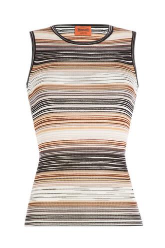 top knit wool brown