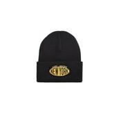 hat,new york,beanie,marcbymarcjacobs,marc,jacbos,black,yellow