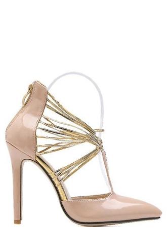 shoes patent shoes nude shoes