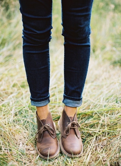 brown shoes clarks booties shoes desert boots chukka boots brown booties