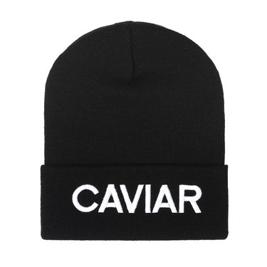 CAVIAR CARTEL - Round Block Beanie