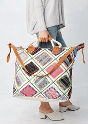 bag,tote bag,bohemian tote bag,bohemian weekender,weekend bag,weekender bag,oversized bag,beach bag,beach tote,patchwork weekender bag,patchwork tote,embroidered tote bag,gypsy tote bag,summer weekender bag