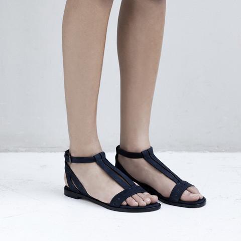T-strap sandal | Yvonne Koné