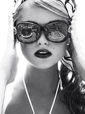sunglasses,mirrored sunglasses,vintage,black,retro