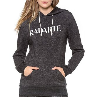 sweater quot quote on it grey dark charcoal casual casual sweater hoodie college streetwear
