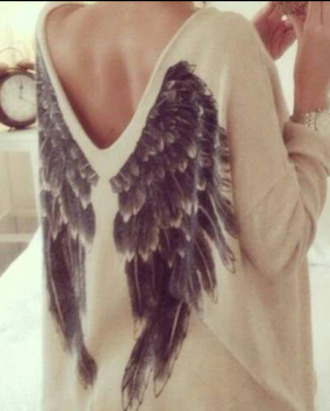 top ailes pullover