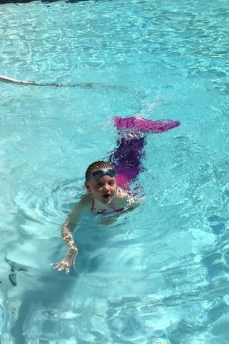 swimwear mermaid one piece kids kids wear girls wear kids fashion