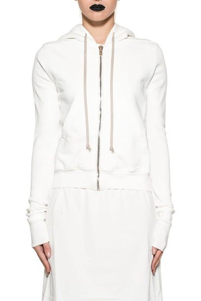 DRKSHDW sweatshirt white sweater