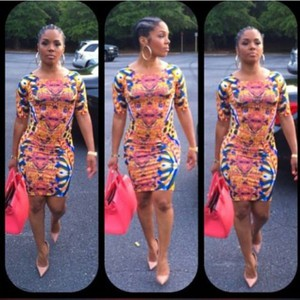 aztec bodycon dress bodycon dress mini chain mini dress abstract pattern dress abstract print abstract goldchains baroque dress baroque celebrity dresses celebrity inspired rasheeda rasheeda lhatl rasheedalhhatl