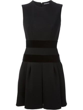 dress mini dress mini pleated black
