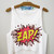 Zap Crop Top - Fresh-tops.com