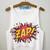 Zap Crop Top - Fresh-tops.com