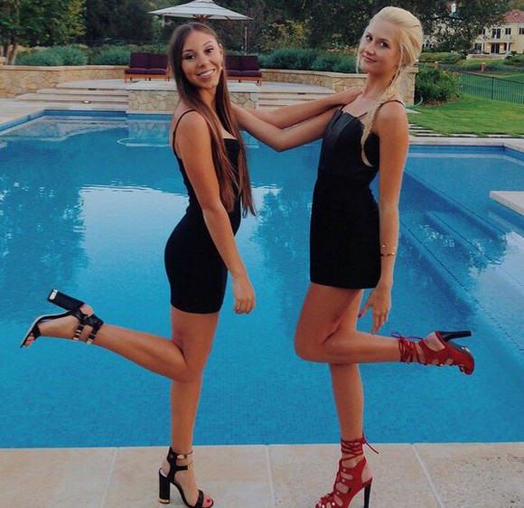 lace up strappy heels tie up heels red heels little black dress