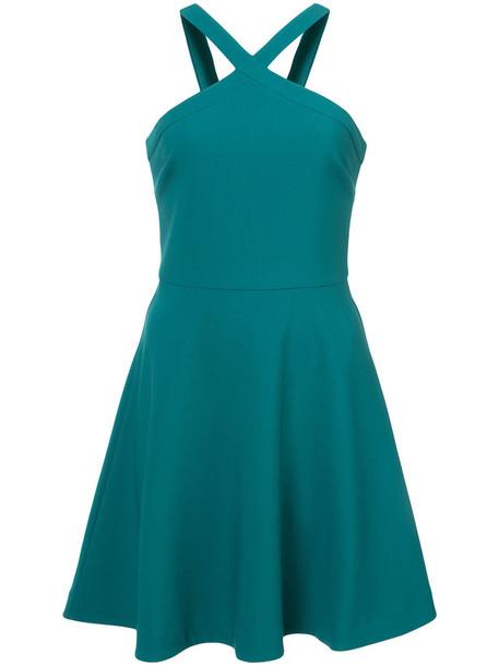 Likely dress mini dress mini women spandex blue