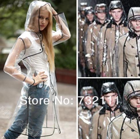 Aliexpress.com : buy sexy clear fashion rain coat women girls waterproof jacket raincoat regenmantel from reliable raincoat umbrella suppliers on welch john's store