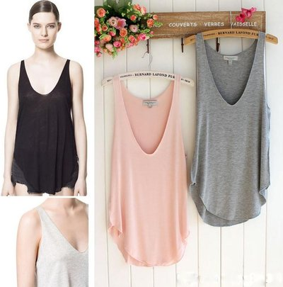 Sabrina loose tank top · fashion struck · online store powered by storenvy