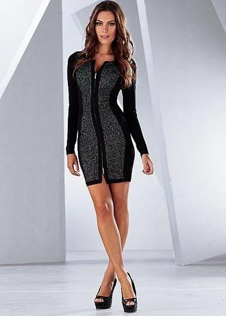 dress cute zip