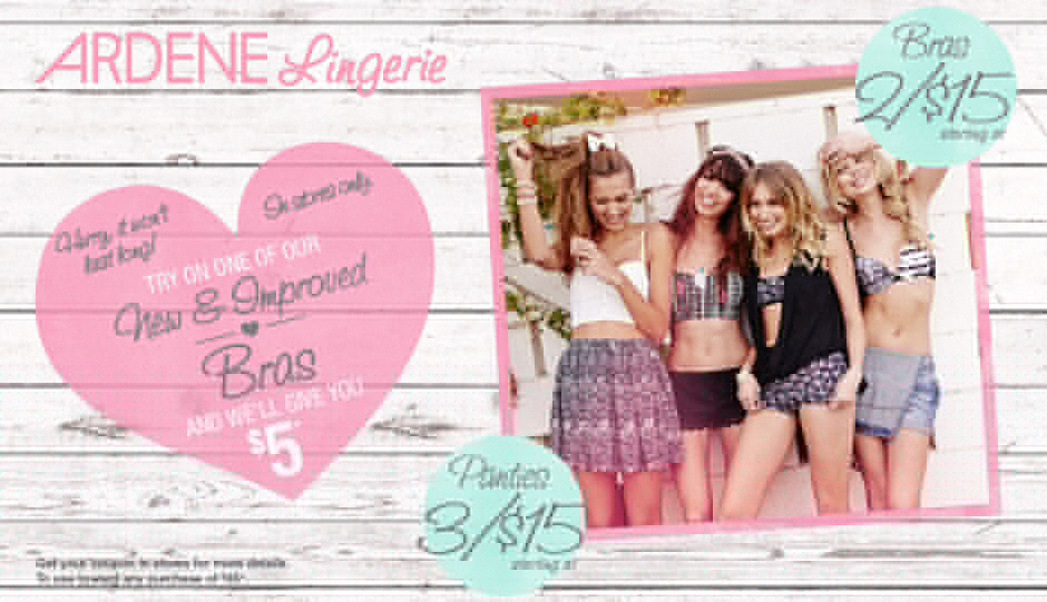 Ardene - Girls Clothing, Footwear, & Accessories | Ardene Official Online Store